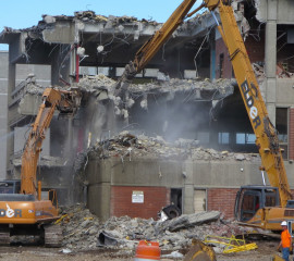 Interior and Exterior Demolition